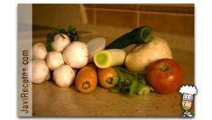 Como hacer caldo de verduras!!