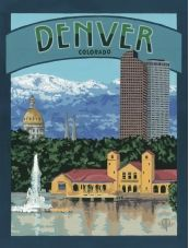 Denver By The Bungalow Craft by Julie Leidel.  See (and maybe even buy) her work at www.bungalowcraft.com.