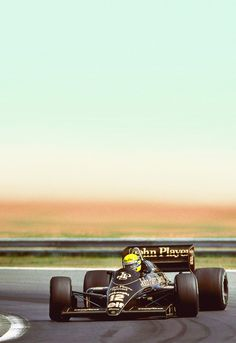 """""""Don't waste any more time checking the car; if you want to disqualify something, disqualify the bloody driver because he's too fast."""" - Lotus designer Gérard Ducarouge on Ayrton Senna"""