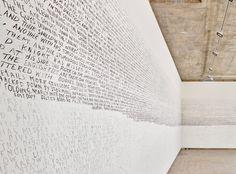 Writings on walls
