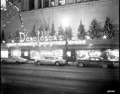 1950s. Donaldson's, St Paul, MN