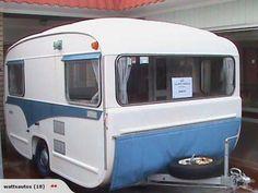 On The Sales Yard - Photo - Lilliput Caravan Club of New Zealand