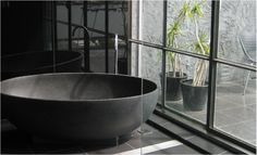 Modern bath tub inspiration by COCOON | check out our freestanding bath tubs…