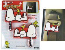 Cute Snoopy Logo General Car Mats Nemodeco Car Floor