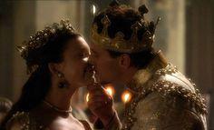 Natalie Dormer as Anne Boleyn - tudor-history Photo