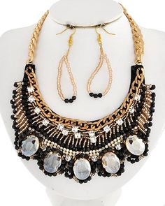 Bold Statement Necklace.