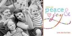 FREE Holiday Card Template » Nebraska Wedding Photographer | KaBloom Studios