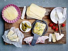 Käse zum Raclette