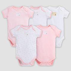 Burt's Bees Baby Unisex Baby Bodysuits, Short & Long Sleeve One-Pieces, Organic Cotton Organic Baby Clothes, Burts Bees, Baby Size, Unisex Baby, Baby Bodysuit, Organic Cotton, Bodysuits, Long Sleeve, Baby Girls