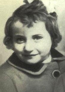 Celine Adamowicz (1938-1942) deported to Auschwitz in 1942