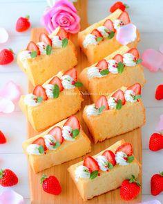 いいね!2,557件、コメント34件 ― あいりおーさん(@airio830)のInstagramアカウント: 「うちの次女のお友達が悲しいことにお引越しそのお別れ会のおやつにシフォンサンド꒰ˊૢᵕˋૢෆ꒱ 意外と見栄えの良いサンドの仕方が難しい(๑˃͈꒵˂͈๑) #sweets #シフォンサンド…」