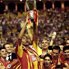 #Fontvieille 25.08.00 // GALATASARAY2-1Real Madrid #super #cup #champion #kestaneolmaefsaneol #mario #jardel #eser #galatasaray #ask #sarikirmizi by hzr11 from #Montecarlo #Monaco