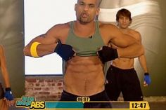 Crystal reviews one of the hottest Shaun T workout DVDs around: Hip Hop Abs!