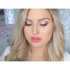 Throwback to this soft brown and coral makeup look  http://youtu.be/tKi3HCay3ZU  #shaaanxo