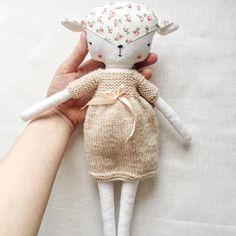 little lamb doll