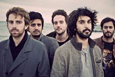 young the giant...i love how the lead singer is in the back...it just shows how this band is a team...<3 Sameer's voice