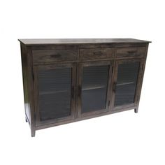 credenza for the cabana room