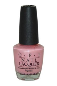 This is a professional quality nail polish and is very strong and durable. OPI Nail Polish works wonders on either natural fingernails or acrylic nails.'
