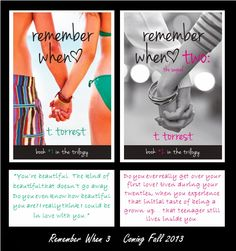 Remember When 1 & 2 by T. Torrest teasers