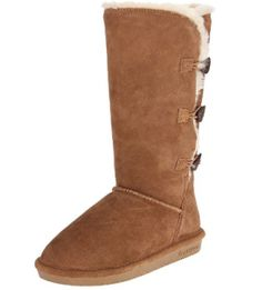 Women's Lauren Winter Boot * You can find more details by visiting the image link. (This is an affiliate link) Best Womens Winter Boots, Tall Winter Boots, Bearpaw Boots, Amazing Women, Pairs, Stuff To Buy, Accessories, Shoes, Charcoal