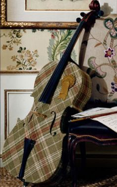 I love instumentals and tartans… how can I go wrong here…...