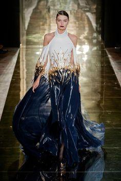 Georges Chakra Haute Couture Autumn 2012