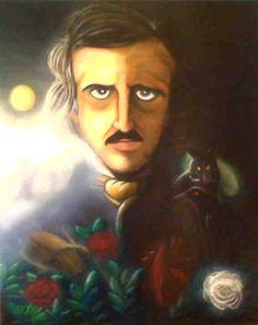 NEVERMORE, Uno más de mis tantos y humildes homenaje a Edgar Allan Poe, quien nació un 19 de enero, justo para San Mario.