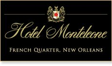 Whenever you are in New Orleans, stay at Hotel Monteleone if you can. Completely worth the more expensive rooms versus staying at other hotels that don't embody the spirit of the city.
