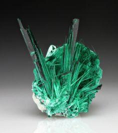 Brochantite from Mexico