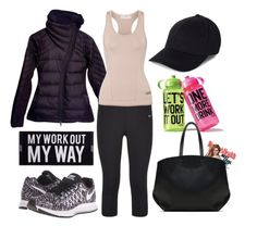 """Alpha Workout"" by birkinsintheboardroom on Polyvore featuring NIKE, Zara, lululemon, adidas, Lorna Jane, women's clothing, women, female, woman and misses"