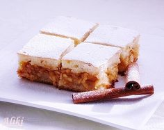 Mamina jela: Brza lenja pita od jabuka