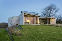 W.I.N.D House by UNStudio in North-Holland, Netherlands