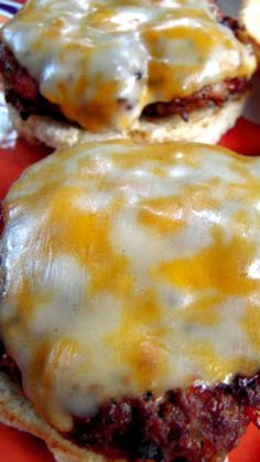 Ranch Burgers Recipe ~ Great flavor and easy to put together