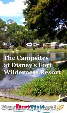 The Campsites at Disney's Fort Wilderness Resort from yourfirstvisit.net