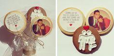 Cookies para regalar en las bodas #weddings
