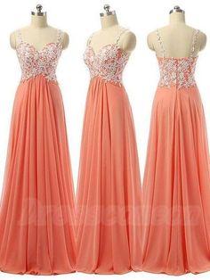 Beauty Long Chiffon Prom Dresses,Charming Prom Dress,High Low Prom Gowns,Lace Prom Dresses,With Straps http://www.luulla.com/product/586923/beauty-long-chiffon-prom-dresses-charming-prom-dress-high-low-prom-gowns-lace-prom-dresses-with-straps