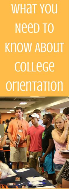 What You Need to Know About College Orientation is part of Organization College Kids - As a former president, I oversaw college orientation and also participated as a parent when my two daughters left for college themselves Here is my advice College Dorm List, College Freshman Tips, First Year Of College, Senior Year Of High School, College Success, College Classes, Scholarships For College, Education College, College Life