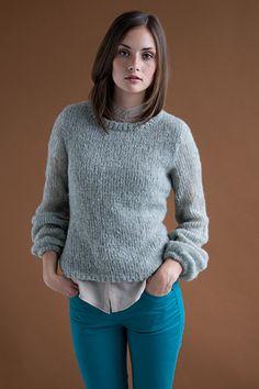 Pullover stricken: Anleitung