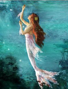 Mermaid fan art