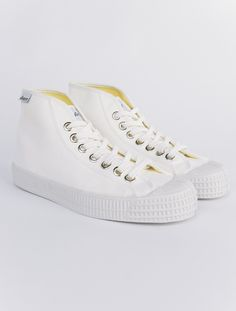 Novesta Star Dribble high tops available in mens and womens.