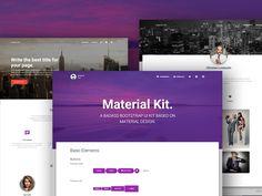 Creative Tim   Material Kit