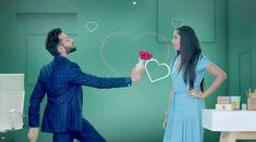 New ishqbaaz shivika ♥ ♥ Romantic Love Stories, Romantic Couples, Cute Couples, Game Of Love, My Love, Nakul Mehta, Dil Bole Oberoi, Hayat And Murat, Surbhi Chandna