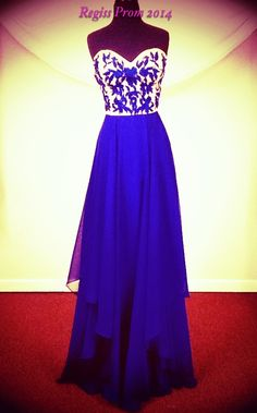 Sherri Hill prom 2014 Recently arrived at Regiss in Glasgow, KY! Royal blue Sherri Hill prom 2014 gown! #regisslovessherrihill