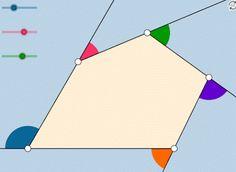 Calculus, Algebra, Lcm And Gcf, 4th Grade Math Games, Exterior Angles, Abstract Science, Mathematics Geometry, Math Formulas, Teacher Lesson Plans