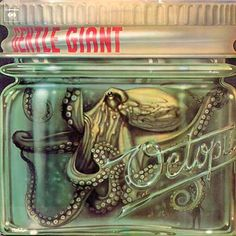 Octopus (Gentle Giant album) - Wikipedia, the free encyclopedia Cover Art, Lp Cover, Classic Album Covers, Rock Cover, Musica Pop, Octopus Tentacles, Lovely Creatures, Progressive Rock, Gentle Giant