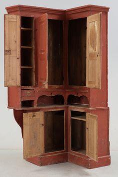 Victorian Furniture, Primitive Furniture, Country Furniture, Vintage Furniture, Primitive Living Room, Primitive Kitchen, Rustic Kitchen, Primitive Country, Antique Kitchen Decor