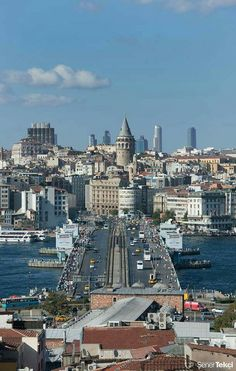 Galata Brücke (Galata Köprüsü), Istanbul