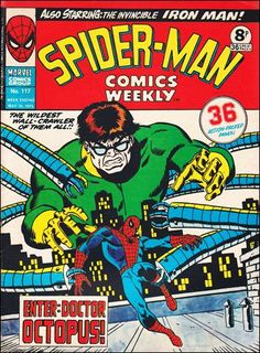 Featured Characters: Spider-Man Supporting Characters: