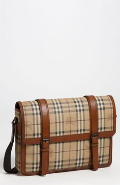 Burberry 'Haymarket Check' Briefcase available at Nordstrom