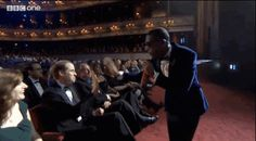 And Tinie Tempah high-fived Prince William at the BAFTAs.   The 61 Most WTF Celebrity Moments Of 2014